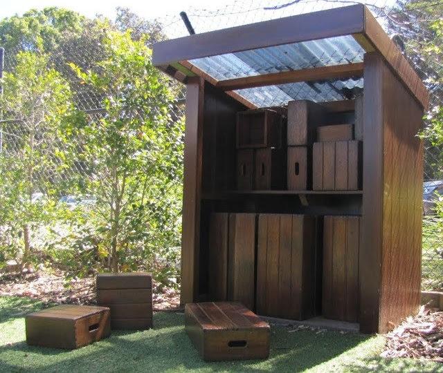 Block Storage Hut