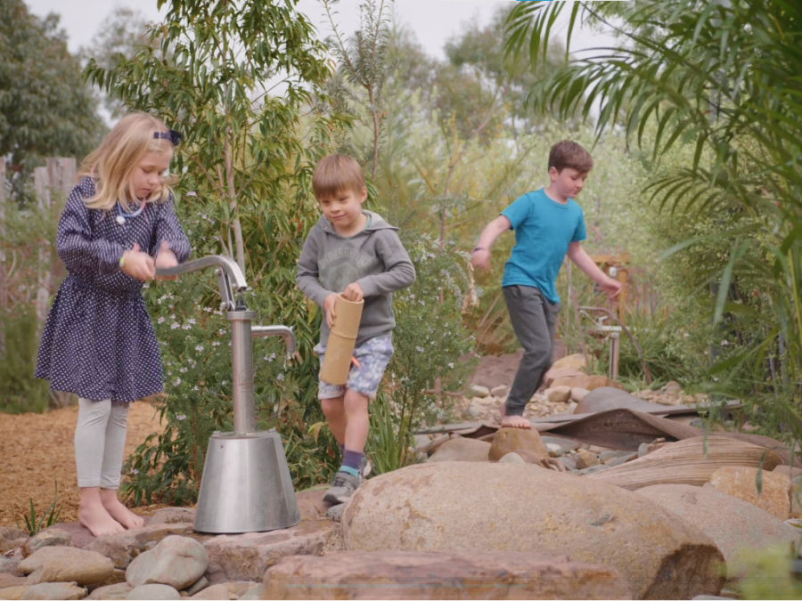 Nature Discovery Play Spaces