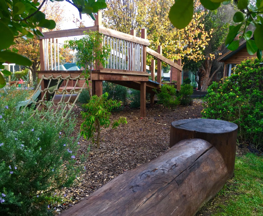 Nature play space 1
