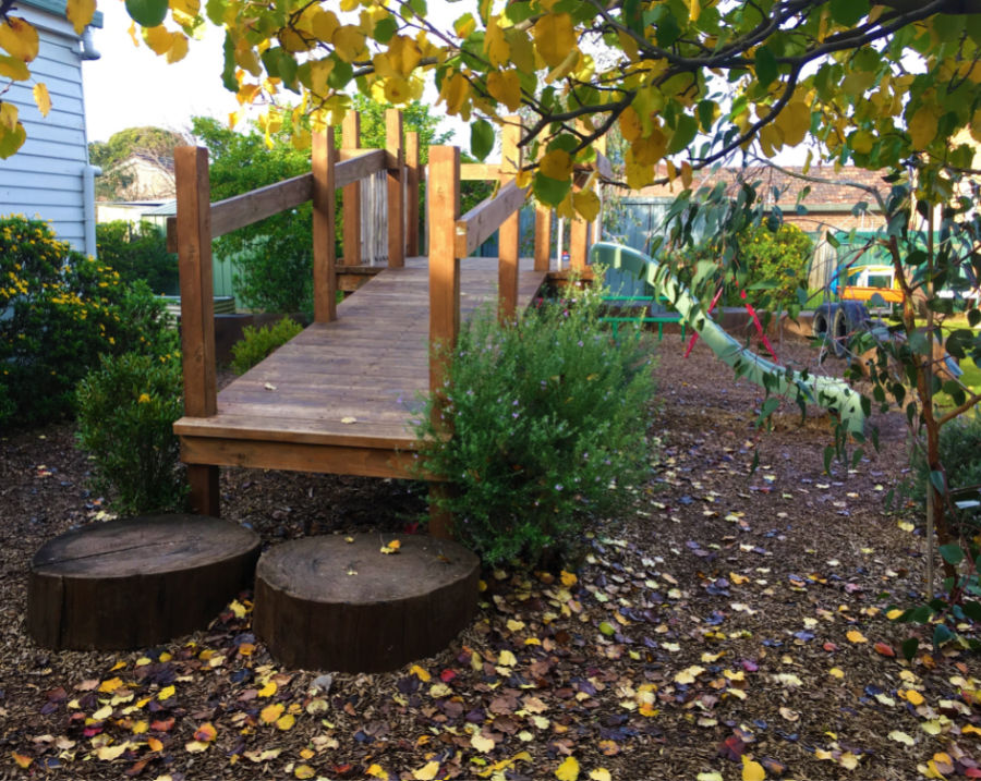 Nature play space 5