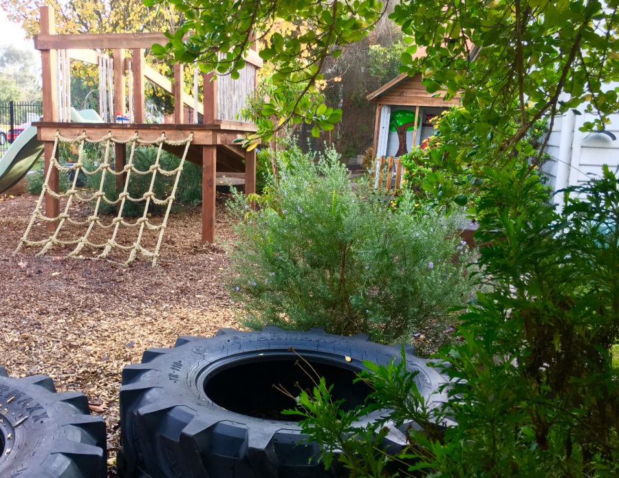 Nature play space 6